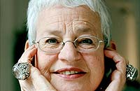 Children's Fiction author Jacqueline Wilson