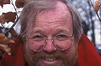Comedy Fiction author Bill Bryson