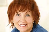 Comedy Fiction author Janet Evanovich