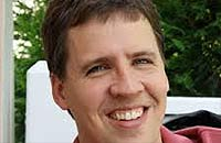 Comedy Fiction author Jeff Kinney