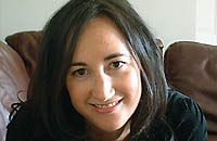 Comedy Fiction author Sophie Kinsella