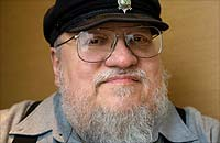 Fantasy Fiction author George R.R. Martin