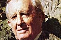 Fantasy Fiction author J.R.R. Tolkien
