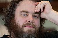 Fantasy Fiction author Patrick Rothfuss