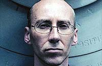 Fantasy Fiction author Marlen Steven Erikson