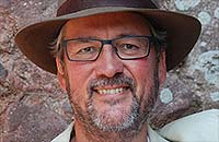 Historical Fiction author Michael Jecks
