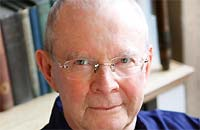 Historical Fiction author Wilbur Smith