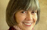 Horror Fiction author Anne Rice