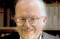 Science Fiction author Greg Bear