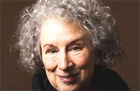 Science Fiction author Margaret Atwood