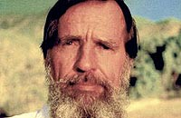 Western Fiction author Edward Abbey