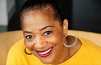 Women's Fiction author Terry McMillan